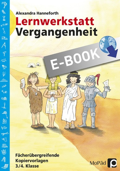 Lernwerkstatt Vergangenheit - Blick ins Buch