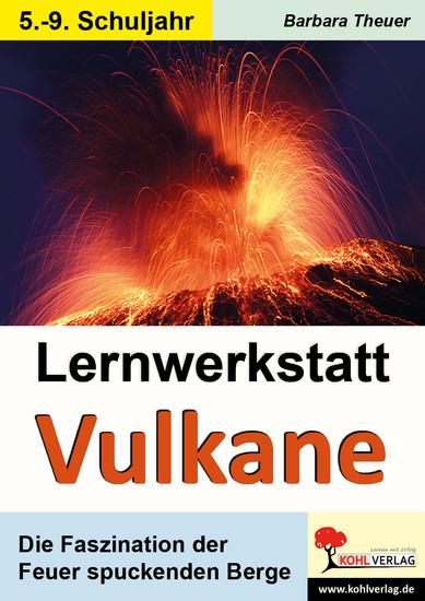 Lernwerkstatt Vulkane - Blick ins Buch