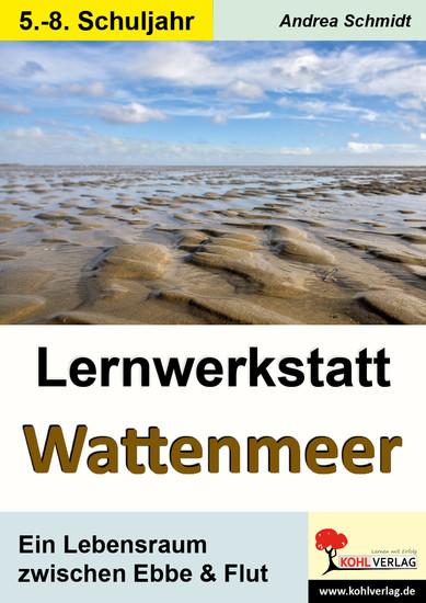 Lernwerkstatt Wattenmeer - Blick ins Buch