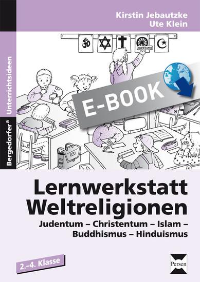 Lernwerkstatt Weltreligionen - Blick ins Buch