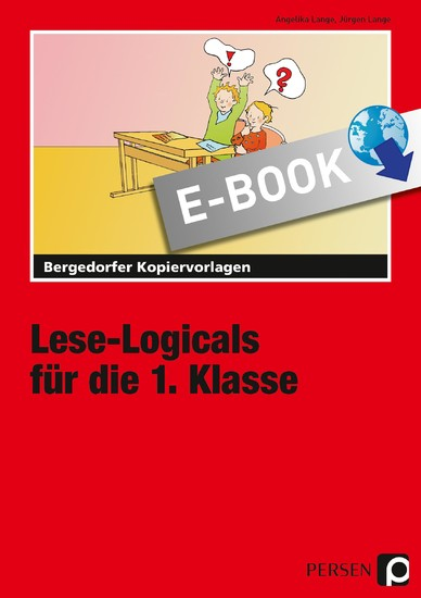 Lese-Logicals für die 1. Klasse - Blick ins Buch