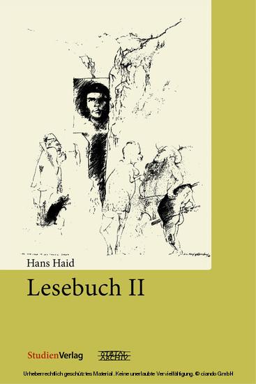 Lesebuch II - Blick ins Buch