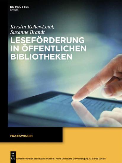 Leseförderung in Öffentlichen Bibliotheken - Blick ins Buch