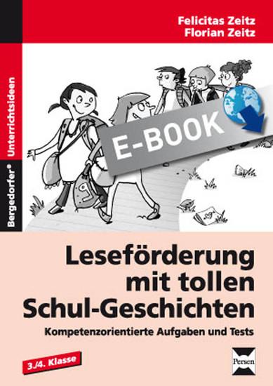 Leseförderung mit tollen Schul-Geschichten - Blick ins Buch