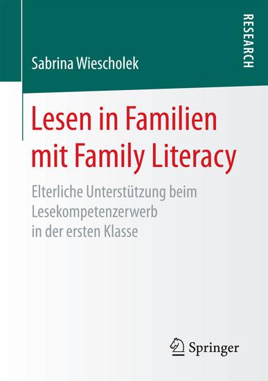 Lesen in Familien mit Family Literacy - Blick ins Buch