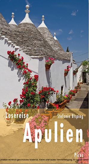 Lesereise Apulien - Blick ins Buch