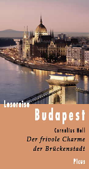 Lesereise Budapest - Blick ins Buch