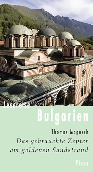 Lesereise Bulgarien - Blick ins Buch