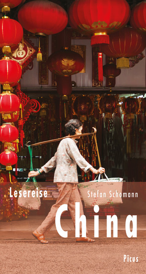 Lesereise China - Blick ins Buch