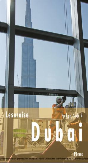 Lesereise Dubai - Blick ins Buch