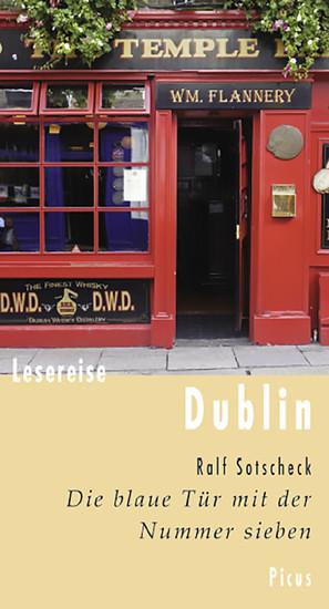 Lesereise Dublin - Blick ins Buch