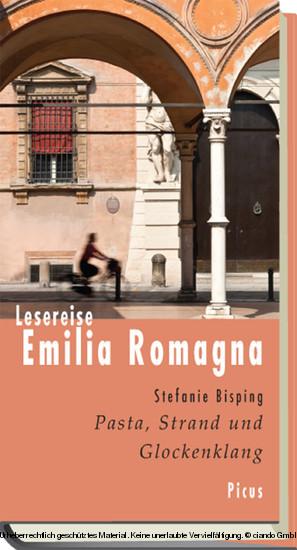 Lesereise Emilia Romagna - Blick ins Buch