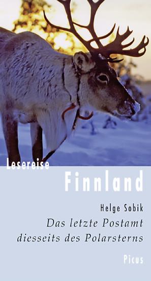 Lesereise Finnland - Blick ins Buch