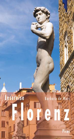Lesereise Florenz - Blick ins Buch