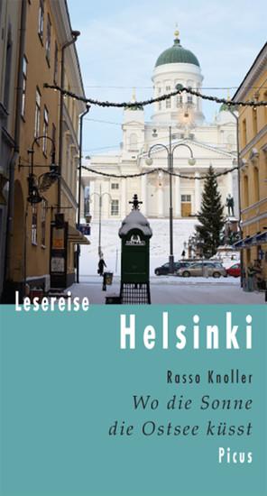 Lesereise Helsinki - Blick ins Buch