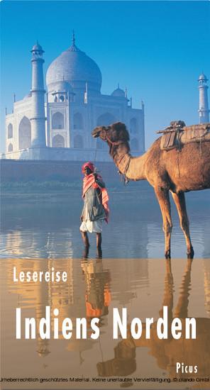 Lesereise Indiens Norden - Blick ins Buch