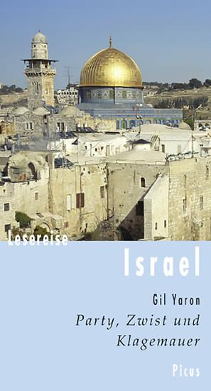 Lesereise Israel - Blick ins Buch