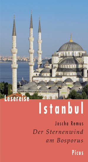 Lesereise Istanbul - Blick ins Buch