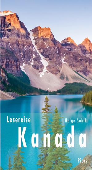 Lesereise Kanada - Blick ins Buch
