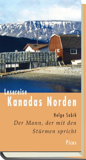 Lesereise Kanadas Norden - Blick ins Buch