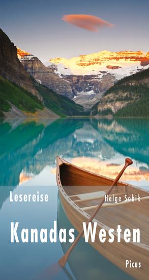 Lesereise Kanadas Westen - Blick ins Buch
