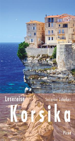 Lesereise Korsika - Blick ins Buch