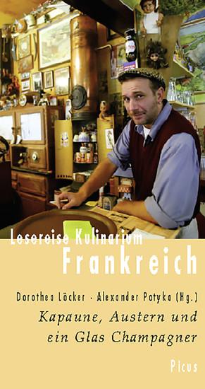 Lesereise Kulinarium Frankreich - Blick ins Buch