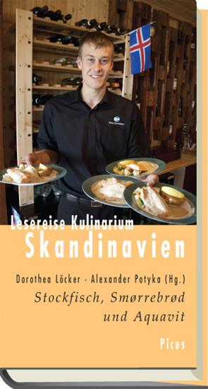 Lesereise Kulinarium Skandinavien - Blick ins Buch