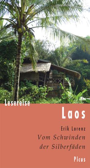 Lesereise Laos - Blick ins Buch