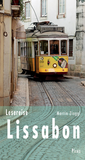 Lesereise Lissabon - Blick ins Buch