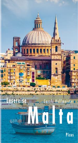 Lesereise Malta - Blick ins Buch