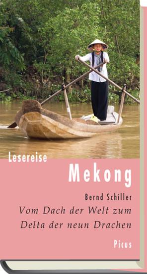 Lesereise Mekong - Blick ins Buch