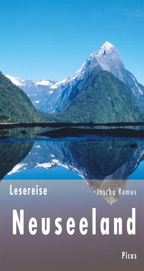 Lesereise Neuseeland - Blick ins Buch