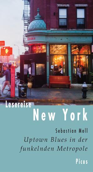 Lesereise New York - Blick ins Buch