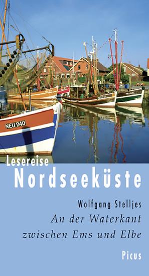 Lesereise Nordseeküste - Blick ins Buch