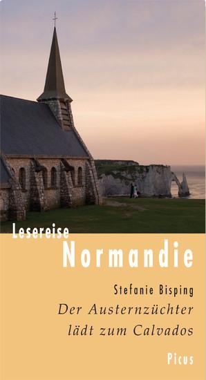 Lesereise Normandie - Blick ins Buch
