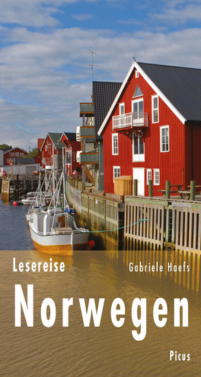 Lesereise Norwegen - Blick ins Buch