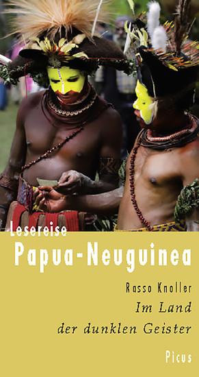 Lesereise Papua-Neuguinea - Blick ins Buch