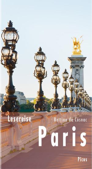 Lesereise Paris - Blick ins Buch