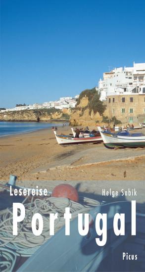 Lesereise Portugal - Blick ins Buch