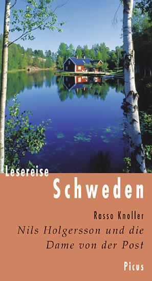 Lesereise Schweden - Blick ins Buch