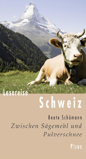 Lesereise Schweiz - Blick ins Buch