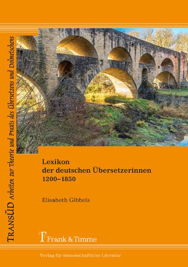 Lexikon der deutschen Übersetzerinnen 1200-1850 - Blick ins Buch