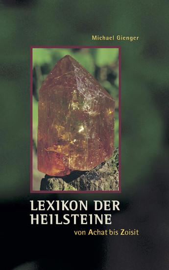 Lexikon der Heilsteine - Blick ins Buch