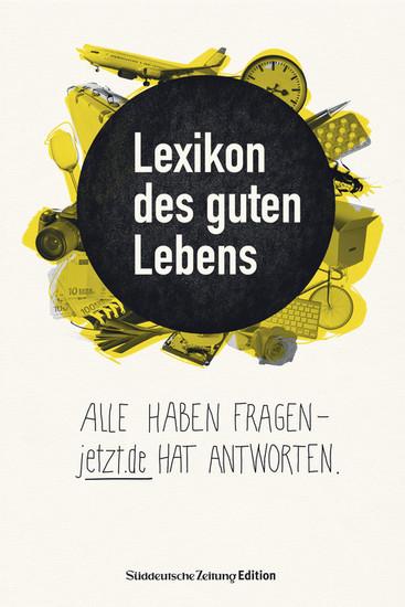 Lexikon des guten Lebens - Blick ins Buch