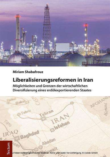 Liberalisierungsreformen in Iran - Blick ins Buch