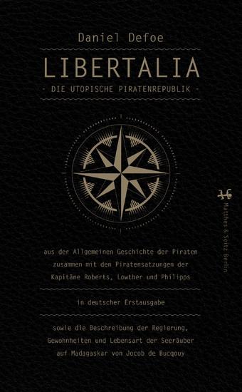 Libertalia - Blick ins Buch