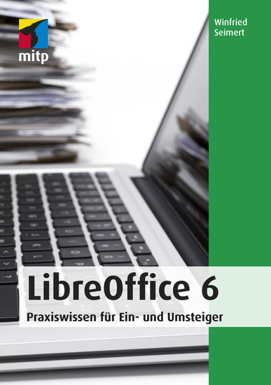 LibreOffice 6 - Blick ins Buch