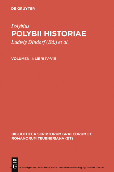 Libri IV-VIII - Blick ins Buch