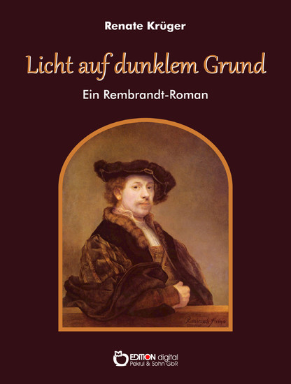 Licht auf dunklem Grund - Blick ins Buch